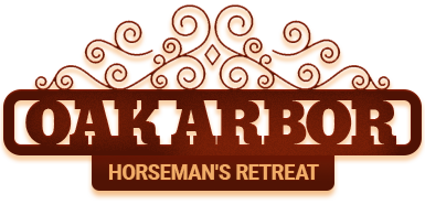 Oak Arbor Horseman's Retreat, Logo